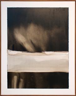 Alexandra Karakashian | Ground IV | 2015 | Oil on Canvas | 72.5 x 57 cm
