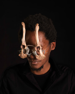 Cyrus Kabiru | Macho Nne 17 (Boneless) | 2015 | Pigment Ink on HP Premium Satin Photographic Paper | 150 x 120 cm | Edition of 5 + 2 AP