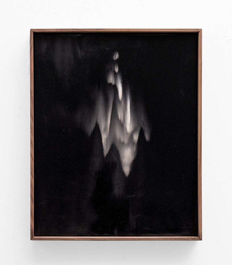 Alexandra Karakashian | Undying XXVI | 2018 | Oil on Canvas | 50 x 40 cm