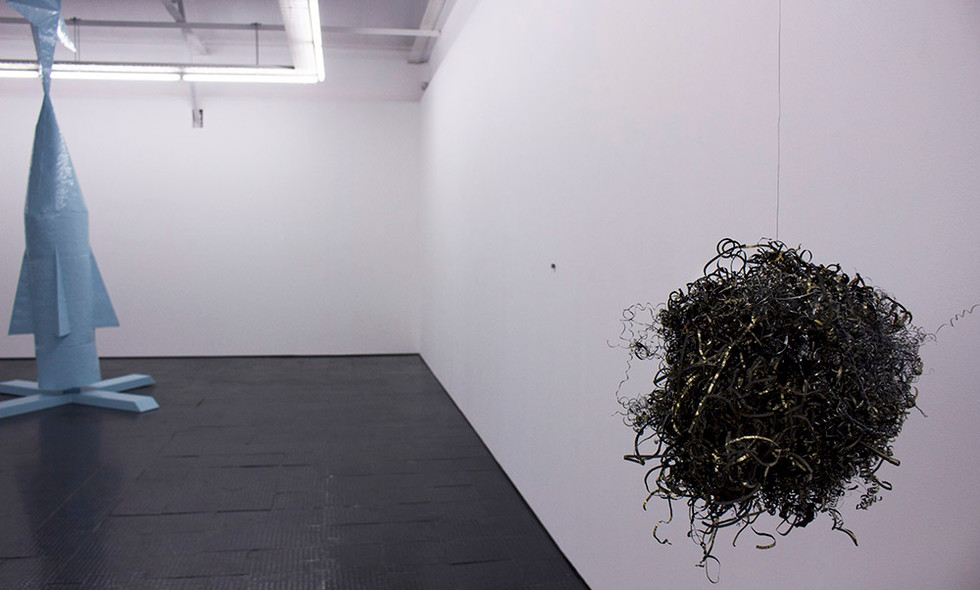 Forged | 2015 | Installation View