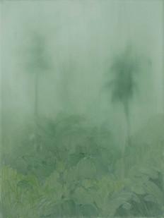 Jake Aikman   N13.211203, W88.438965   2013   Oil on Canvas   30.5 x 23 cm