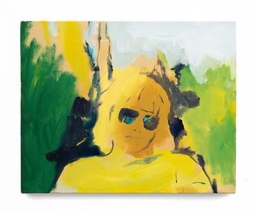 Kate Gottgens   Girl   2019   Oil on Canvas   40 x 50 cm