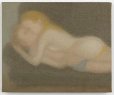 Chechu Álava | Sex | 2016 | Oil on Canvas | 22 x 27 cm
