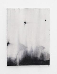 Alexandra Karakashian | Undying XXII | 2018 | Oil on Canvas | 20 x 15 cm
