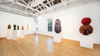 SHAPING THINGS An exploration of clay and ceramics in contemporary South African art practice 25.05.20 – 31.07.20  Stellenbosch
