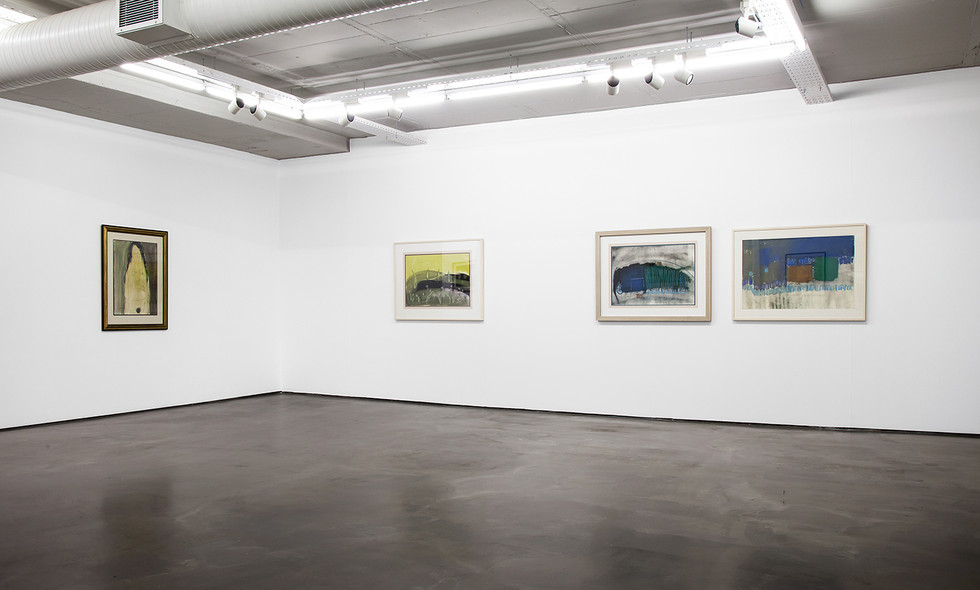 Charles Gassner   2018   Installation View