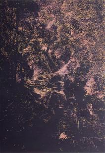 Peter Eastman | Deep Chine - Violet Light | 2015 | Oil on Aluminium | 215 x 150 cm