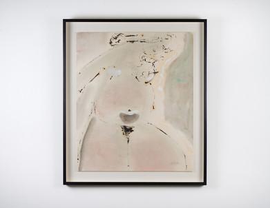 Charles Gassner   Nude   n.d.   Drawing   65 x 77.4 cm