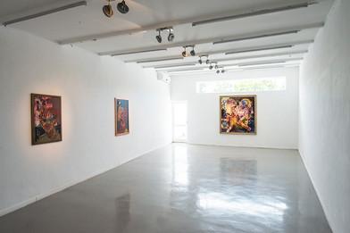 Mostaff Muchawaya | Zviso Zvangu | 2018 | Installation View