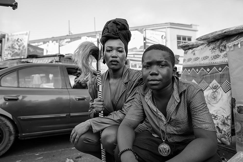 Lhola Amira | I Am Not Your Negro - II | 2017 | Gicleé Print on Hahnemühle Photo Rag Baryta | 100 x 150 cm | Edition of 3 + 2 AP