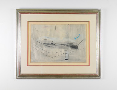 Charles Gassner   Untitled   n.d.   Drawing   73 x 90 cm