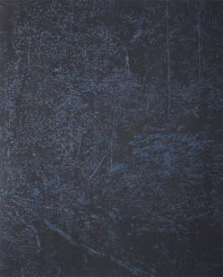 Peter Eastman | Deep Chine - Dark Light | 2015 | Oil on Aluminium | 143 x 115 cm