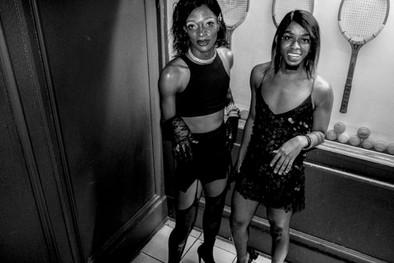 Musa N. Nxumalo | Vogue Nights Jozi III | 2019 | Giclée Print on Hahnemühle Photo Rag, Diasec Mount | 150 x 210 cm | Edition 6 + 2 AP