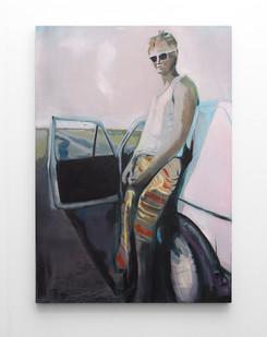 Kate Gottgens | Roadtrip | 2016 | Oil on Canvas | 120 x 85 cm