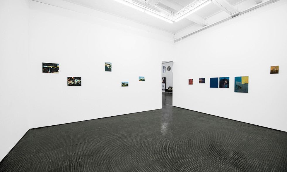 Suitcase Show   2019   Installation View
