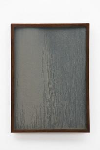 Richard Long | Untitled | 1989 | Mud on Paper | 41 x 28.5 cm