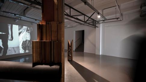 Black Luminosity   2021   Installation View