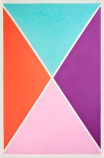 Jaco Van Schalkwyk | 16. (Constraint) | 2013 | Lithographic Ink on Paper | 100 x 66 cm