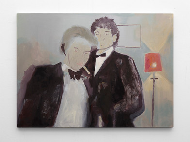 Kate Gottgens | Big Night | 2016 | Oil on Canvas | 95.5 x 130 cm