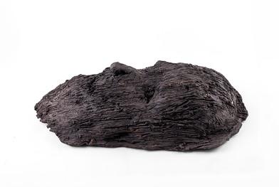 Johann Louw | Klein Gesig | 2019 | Kiln Fired Clay | 45 x 24 x 19 cm
