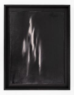 Alexandra Karakashian | Against The Sun XXVI | 2020 | Oil on Canvas | 40.5 x 30.5 cm