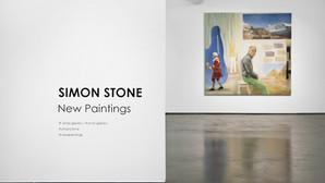 SIMON STONE New Paintings 22.10.16 – 29.11.16  Johannesburg