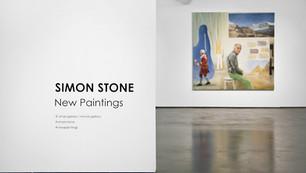 SIMON STONE | New Paintings
