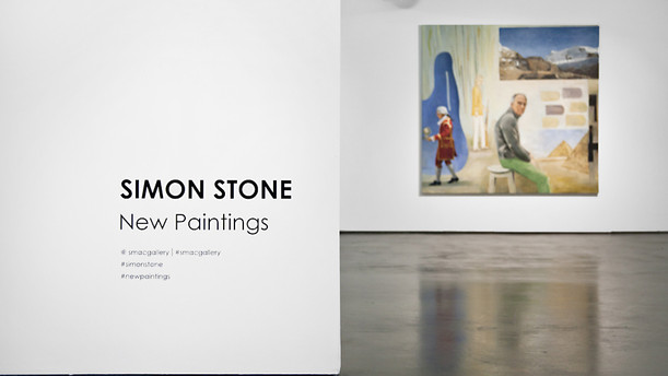 SIMON STONE New Paintings 22.10.16 – 29.11.16  Johannesburg