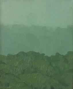 Jake Aikman   N13.216885, W88.447205   2013   Oil on Canvas   30.5 x 23 cm