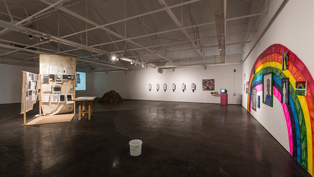 Shady Tactics | Group Exhibition