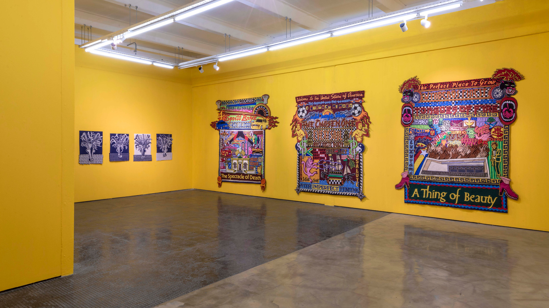 Jody Paulsen | Artist Room | 2020 | Installation View