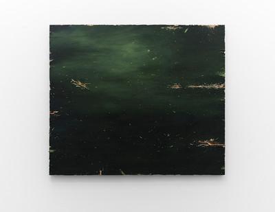 Jake Aikman | Raw Material | 2017 | Oil on Board | 112 x 130 cm