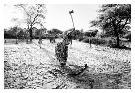 Margaret Courtney-Clarke | Strike | 2019 | Giclée Print on Photo Rag Baryta Paper | 59 x 88 cm | Edition of 6 + 2 AP