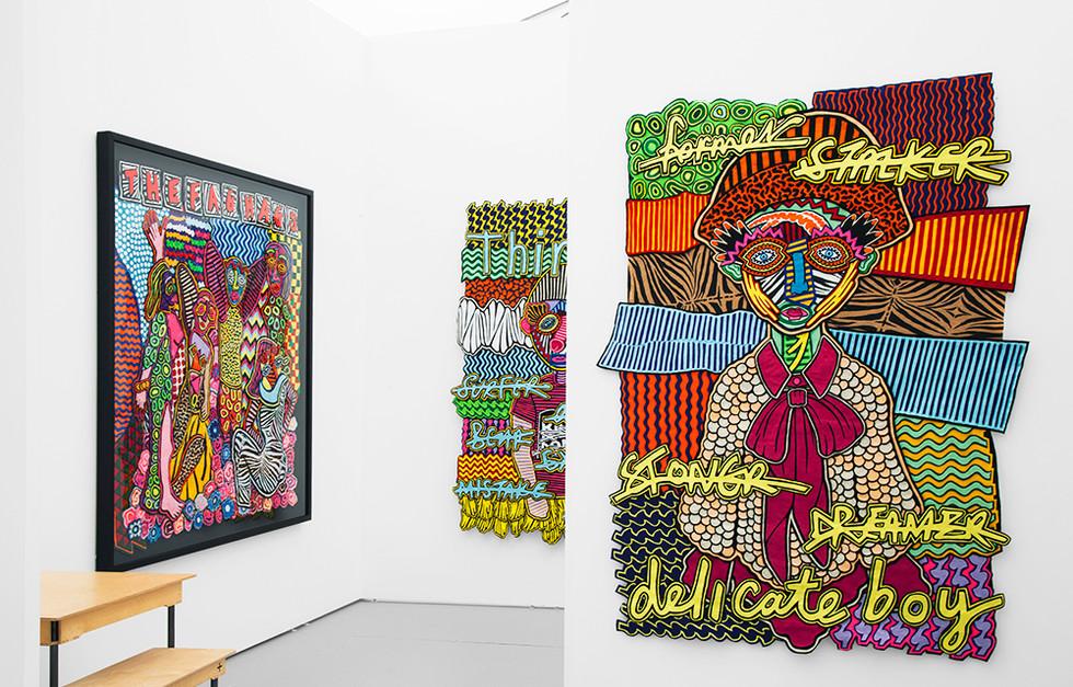 Jody Paulsen | Untitled Art Fair, Miami Beach | 2017 | Installation View