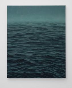 Jake Aikman | Ebb | 2016 | Oil on Linen | 76 x 61 cm