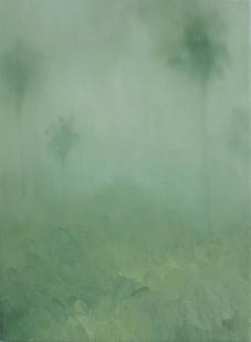 Jake Aikman | N13.200507, W88.457161 | 2013 | Oil on Canvas | 30.5 x 23 cm