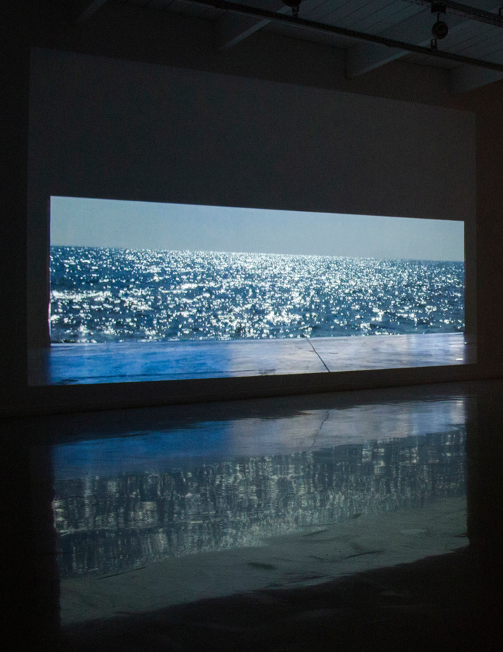 Giovanni Ozzola | Garage - Sometimes you can see much more | 2009-2011 | Installation View