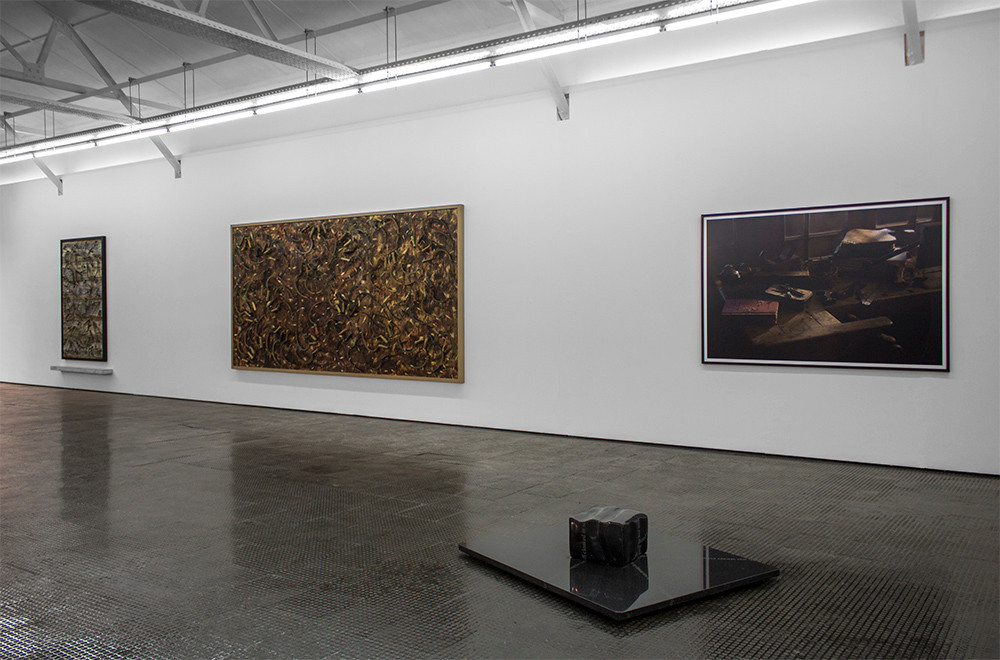 Willem Boshoff   Reap the Whirlwind   2015   Installation View