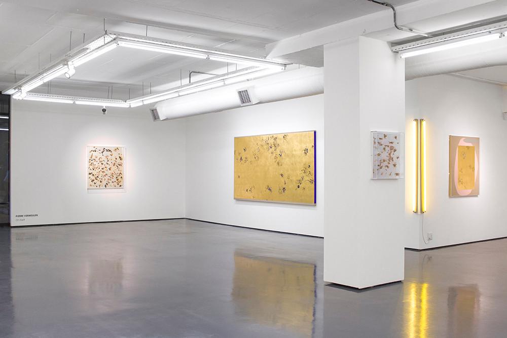 Pierre Vermeulen | Of itself | 2019 | Installation View