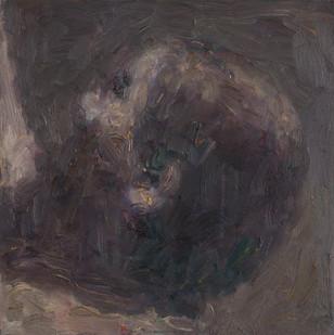 Anton Karstel | watch (7) | 2014 | Oil on Canvas | 37 x 27 cm