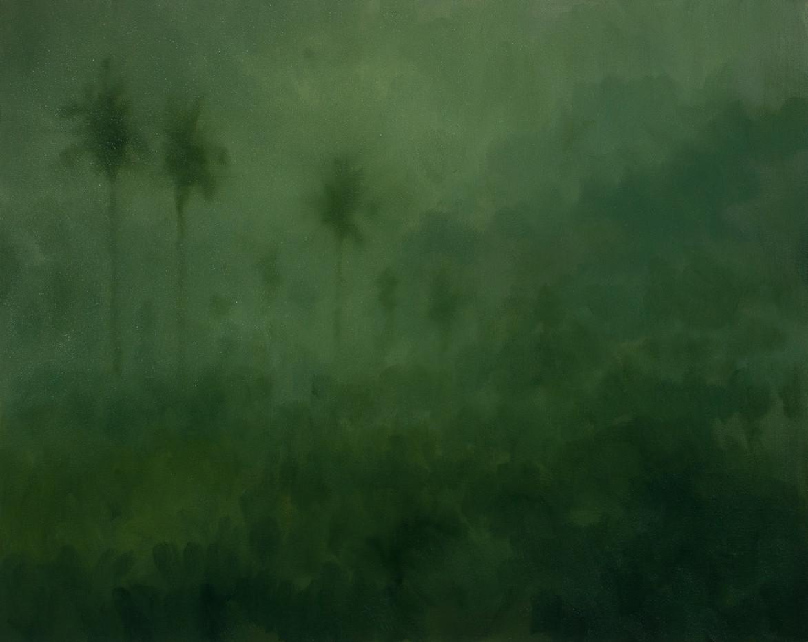 Jake Aikman   S10.265, E120,396   2013   Oil on Canvas   40 x 50 cm
