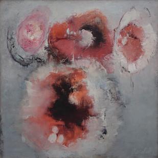 Elsa Marschall | Joy of Summer | 1970 | Oil on Canvas | 101 x 101 cm