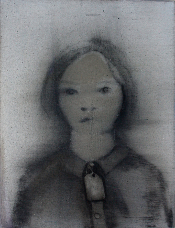 Kate Gottgens   Untitled (31)   2008   Oil on Canvas   35 x 25 cm