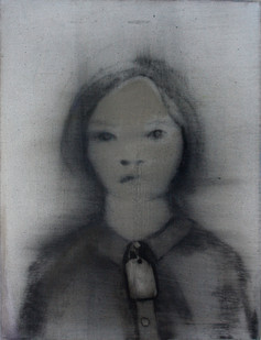 Kate Gottgens | Untitled (31) | 2008 | Oil on Canvas | 35 x 25 cm
