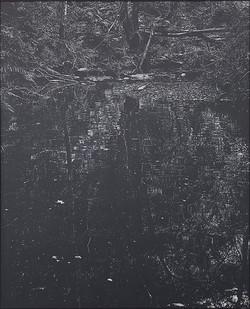 Peter Eastman   Coldstream III   2017   Oil on Aluminium   175 x 150 cm