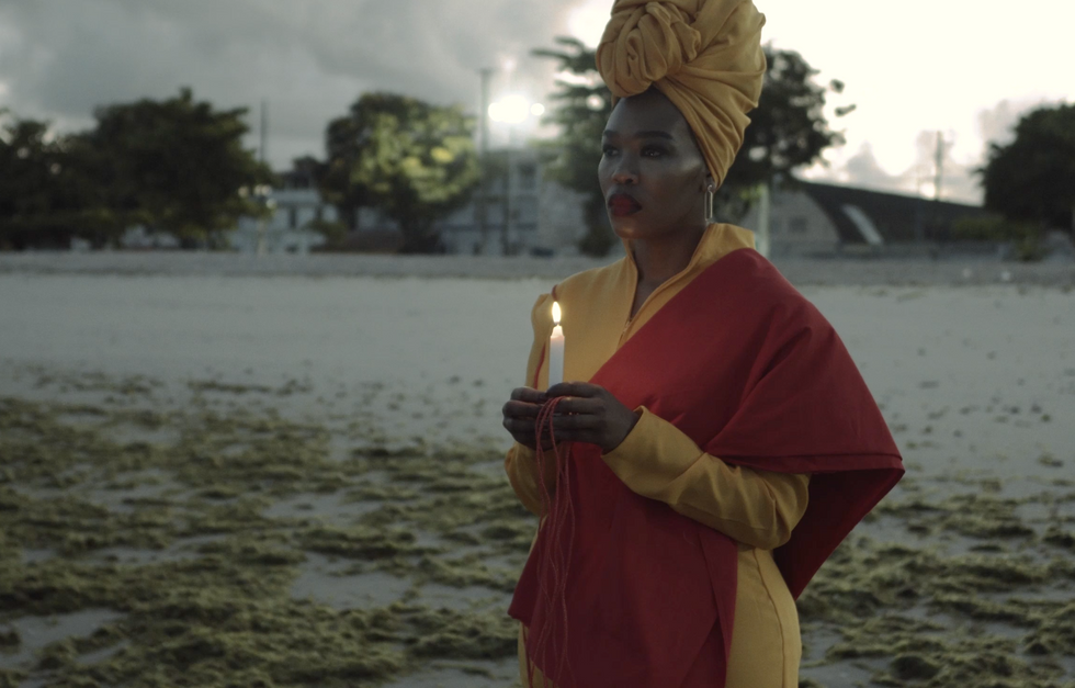 Lhola Amira | IRMANDADE: The Shape Of Water in Pindorama | 2018-2020 | Film Still | Video HD, Single Channel Sound | 00:16:13 | Edition of 3 + 1AP