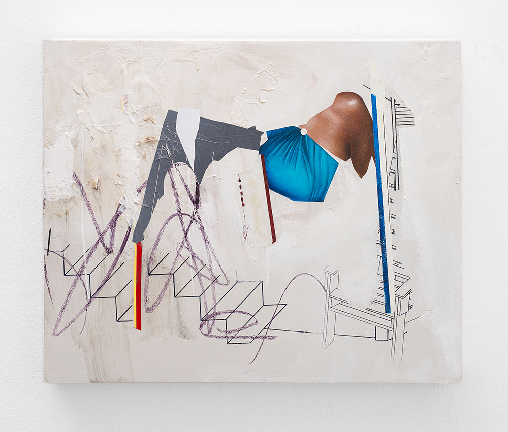Asha Zero | dx3c4fa | 2018 | Acrylic on Board | 36 x 42 cm