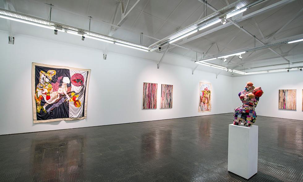 Kresiah Mukwazhi | Bedroom Interview | 2018 | Installation View