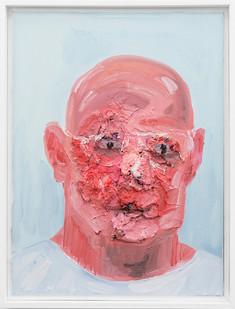 Georgina Gratrix | Jon Dondon | 2019 | Oil on Canvas | 64 x 49.5 cm