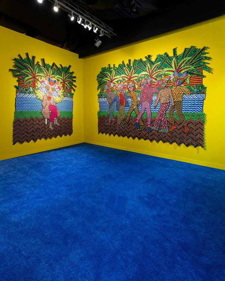 Jody Paulsen | The Armory Show | 2019 | Installation View